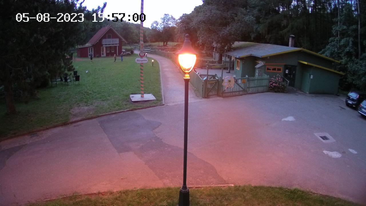 Livecam-Bild vom Alten Bahnhof